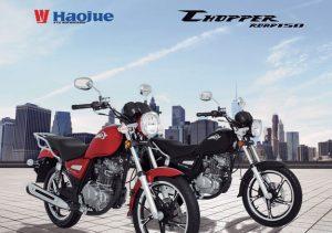 Haojue Chopper Road 150 GBS